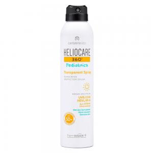 Heliocare 360º Pediatrics Transparent Spray SPF50+ 200ml
