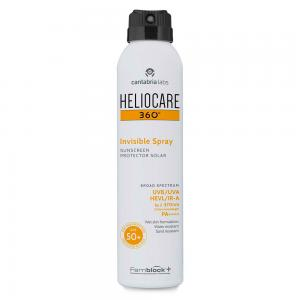 Heliocare 360º Spray Invisible SPF50+ 200ml