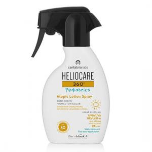 Heliocare 360 Pediatrics Atopic Protector Solar Spray SPF50 250ml