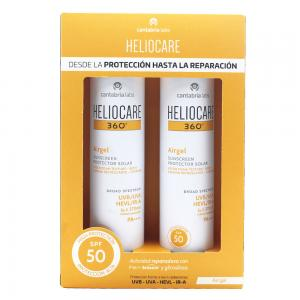 Duplo Heliocare 360º Airgel SPF50 2x200ml