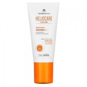 Heliocare Gelcream Color Light SPF50+ 50ml