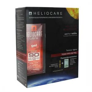 Heliocare Ultra Gel SPF90 50ml + Endocare-C 7 Ampollas 1ml + Endocare-C Peel Gel 3 sobres x 6ml