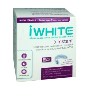 iWhite Instant Blanqueador Dental 10 moldes