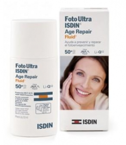 Isdin Age Repair Fluid SPF50+ 50ml