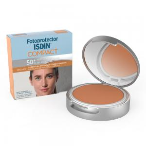 Isdin Fotoprotector Compact Bronce Oil Free SPF50+ 10gr