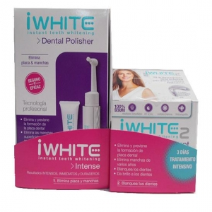 iWhite Dental Polisher Elimina Placa y Manchas