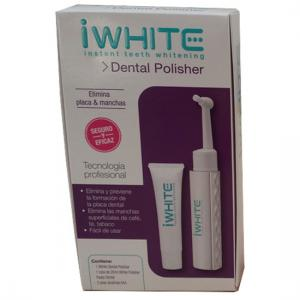 iWhite Dental Polisher + pastal dental