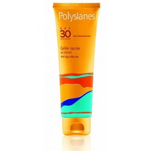 Polysianes Gel Nacarado al Monoï  SPF30  125ml