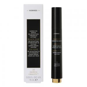 Korres 3D Black Pine Super Serum para Ojos 15ml