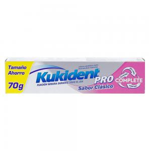 Kukident Complete Clásico Tamaño Ahorro 70 gr