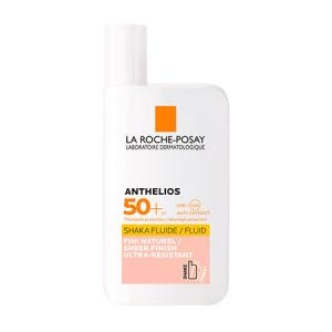 La Roche Posay Anthelios Shaka Fluido Ultra Ligero Facial SPF50+ Con Color 50ml