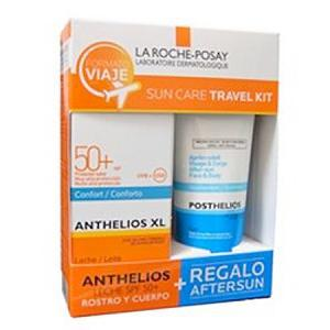 La Roche Posay Anthelios Leche SPF50+ 100ml + REGALO POSTHELIOS 100ml