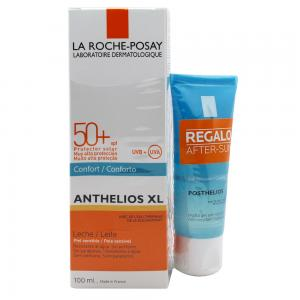 Pack La Roche Posay Pack Anthelios XL Leche SPF50 100ml + Regalo Aftersun Gel 40ml