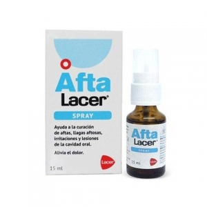 Lacer Afta Lacer Spray 15ml