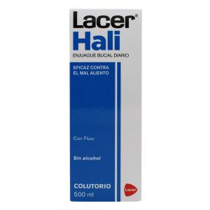Lacer Hali Enjuague Bucal Diario 500ml