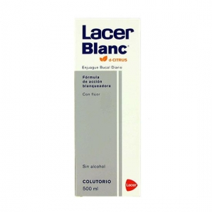Lacer Blanc Colutorio d-CITRUS 500ml