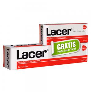 Lacer Pasta Dental 125ml + 35ml de Regalo