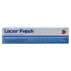 LacerFresh Gel dentrifico 125ml
