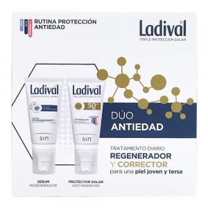 Pack Ladival Antimanchas SPF50+ 50ml + Serum Regenerador con Fotoliasa 50ml
