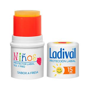 Ladival Stick Labial Niños SPF15 4ml