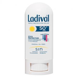 Ladival Stick protector Zonas sensibles FPS50+ 50g