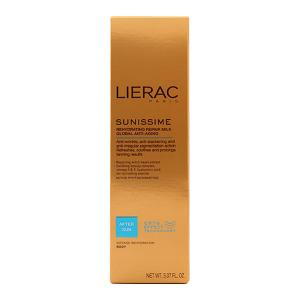 Lierac Sunissime Leche Reparadora Rehidratante Anti-edad After Sun 150ml
