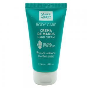 Martiderm Body Care Crema de Manos 50ml
