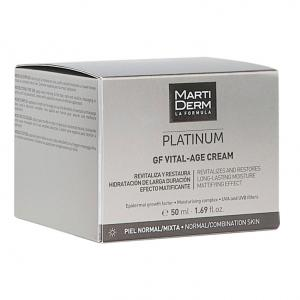 Martiderm Platinum GF Vital-Age Crema Piel Normal y Mixta 50ml