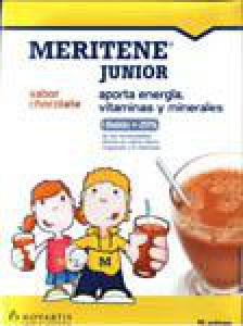 Meritene Júnior Chocolate 15 Sobres