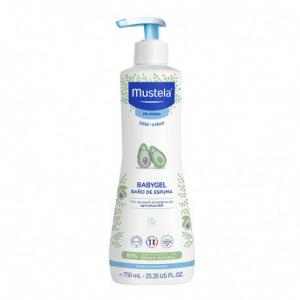 Mustela Babygel 750ml