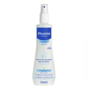 Mustela Colonia Bebé Sin Alcohol 200ml