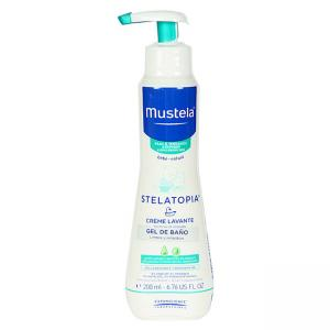 Mustela Stelatopia Gel de Baño 200ml