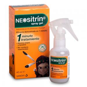 Neositrin Spray Gel Líquido 60ml