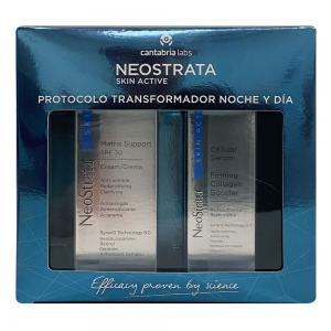 Pack Neostrata Skin Active Crema Matrix SPF30 50ml + Serum Cellular 30ml
