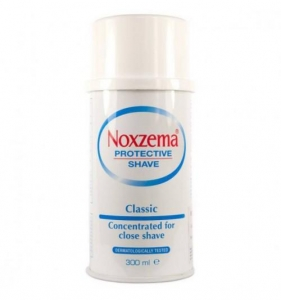 Noxzema Classic Espuma Afeitado Piel Normal Blanco 300ml