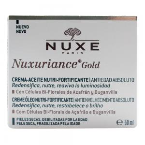 Nuxe Nuxuriance Gold Crema Aceite Fortificante 50ml