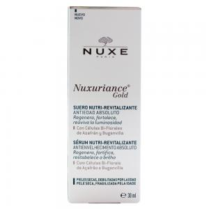 Nuxe Nuxuriance Gold Ultra Serum Revitalizante 30ml
