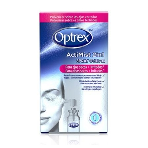 Optrex Actimist Ojos secos Spray 10ml