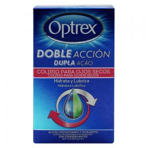 Optrex Doble Acción Colirio Ojos Secos 10ml