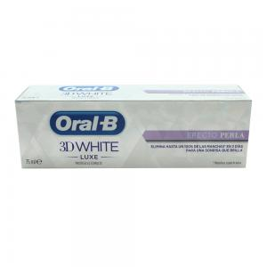 Oral-B 3D White Efecto Perla 75ml