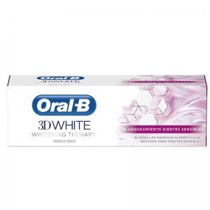Oral-B 3D White Therapy Blanqueante Dientes 75ml