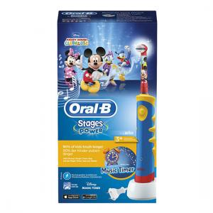 Oral B Cepillo Recargable Vitality Stages Mickey