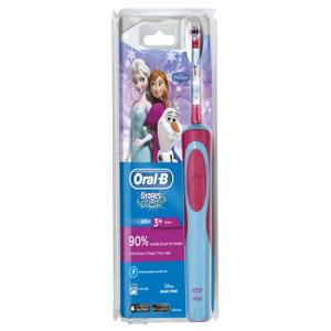 Oral B Cepillo Recargable Vitality Stages Princesas Frozen