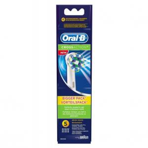 Oral B Recambio Cepillo Cross Action 5 Recambios
