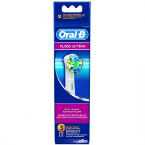 Oral B Recambio Cepillo Flossaction 3 Recambios