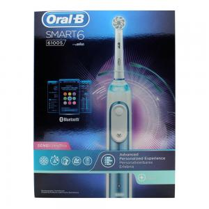 Oral-B Smart 6 Sensi UltraThin Cepillo Eléctrico con Bluetooth