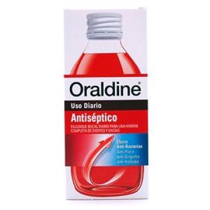 Oraldine Antiséptico 200ml Colutorio para enjuague bucal