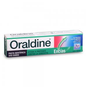 Oraldine Pasta dental Encías Menta 125ml