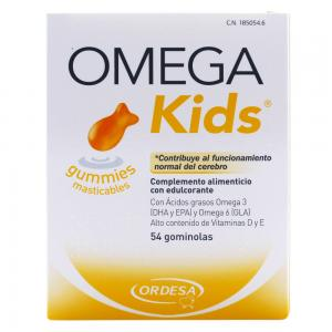 Omega Kids 54 Gominolas