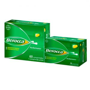 Pack Berocca Performance 60+30 comprimidos